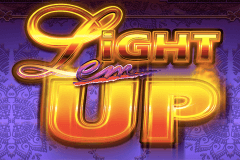 logo light em up ainsworth slot game