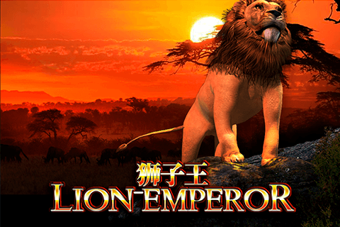 LION EMPEROR SPADEGAMING SLOT GAME
