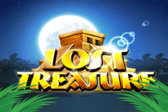 logo lost treasure wazdan slot game