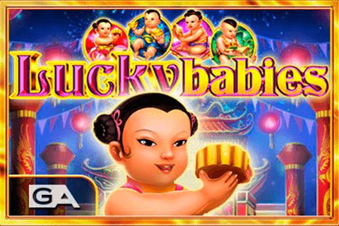 LUCKY BABIES GAMEART SLOT GAME