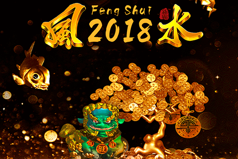 LUCKY FENG SHUI SPADEGAMING SLOT GAME