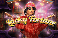 logo lucky fortune wazdan slot game