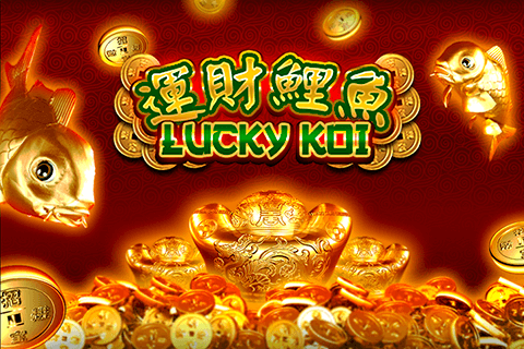 LUCKY KOI SPADEGAMING SLOT GAME