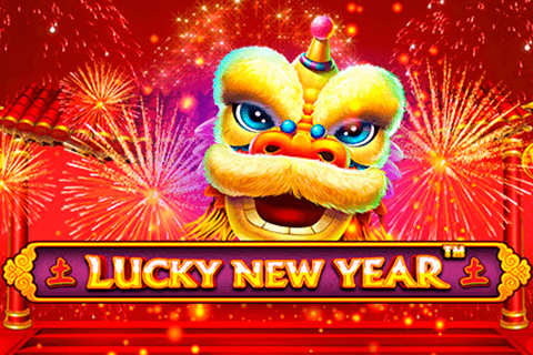LUCKY NEW YEAR PRAGMATIC SLOT GAME