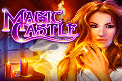 logo magic castle igt slot game