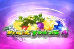 logo magic fruits 4 wazdan slot game