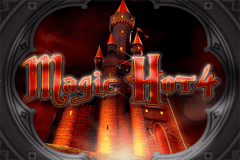 logo magic hot 4 wazdan slot game