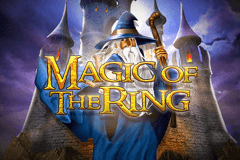 MAGIC OF THE RING WAZDAN SLOT GAME