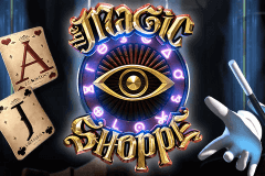 logo magic shoppe betsoft slot game