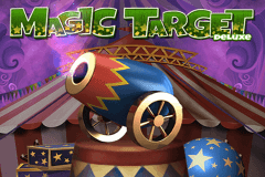 logo magic target deluxe wazdan slot game