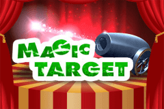 logo magic target wazdan slot game