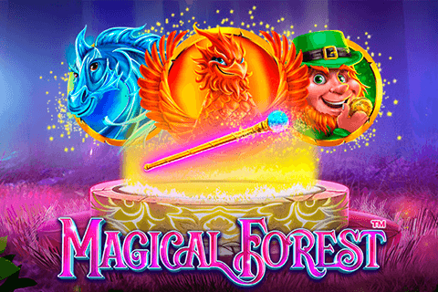 MAGICAL FOREST STAKE LOGIC SLOT GAME