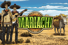 logo mariachi stake logic slot game