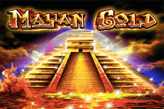 logo mayan gold ainsworth slot game
