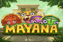 logo mayana quickspin slot game
