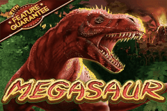 logo megasaur rtg slot game