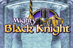 MIGHTY BLACK KNIGHT BARCREST SLOT GAME