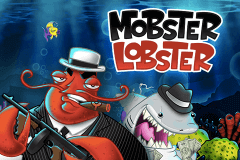 logo mobster lobster genesis slot game