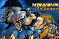 MONKEYS OF THE UNIVERSE STAKE LOGIC SLOT GAME
