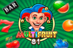 MULTIFRUIT 81 PLAYN GO SLOT GAME
