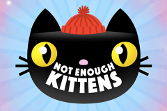 logo not enough kittens thunderkick slot game
