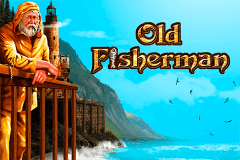 logo old fisherman bally wulff slot game
