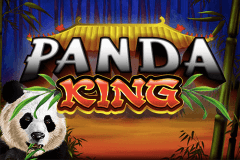 logo panda king ainsworth slot game