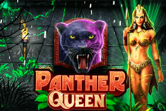 logo panther queen pragmatic slot game