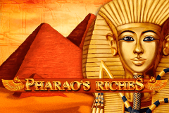 PHARAOS RICHES BALLY WULFF SLOT GAME