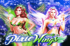 logo pixie wings pragmatic slot game