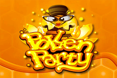 logo pollen party microgaming slot game