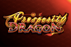 logo prosperity dragon ainsworth slot game