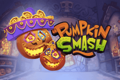 logo pumpkin smash yggdrasil slot game