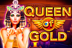 logo queen of gold pragmatic slot game