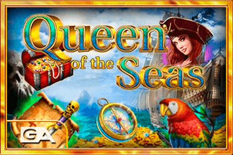 QUEEN OF THE SEAS GAMEART SLOT GAME