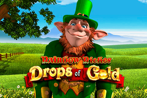 RAINBOW RICHES DROPS OF GOLD BARCREST SLOT GAME