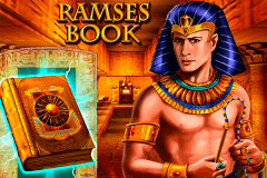 logo ramses book bally wulff slot game