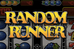 logo random runner stake logic slot game
