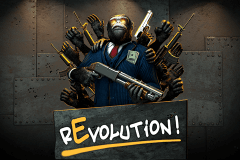 logo revolution booming games slot game