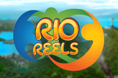 logo rio reels booming games slot game