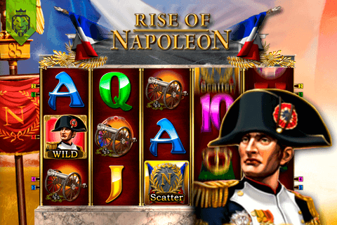 RISE OF NAPOLEON LIONLINE SLOT GAME