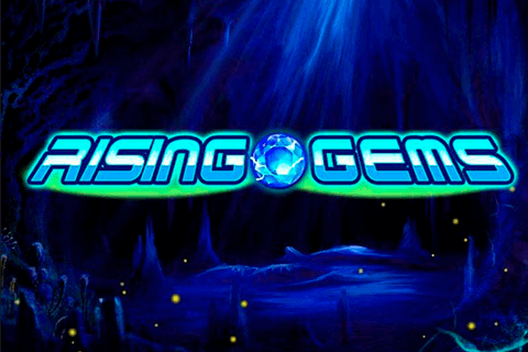 RISING GEMS SPADEGAMING SLOT GAME