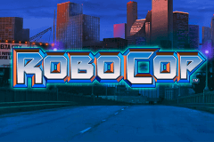 logo robocop playtech slot game