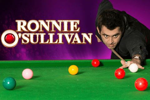 RONNIE OSULLIVAN SPORTING LEGENDS PLAYTECH SLOT GAME