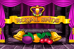 logo royal spins igt slot game