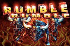 logo rumble rumble ainsworth slot game