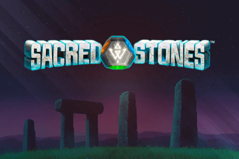 SACRED STONES PLAYTECH SLOT GAME