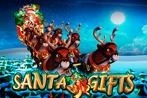 SANTA GIFTS SPADEGAMING SLOT GAME