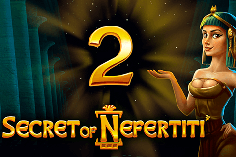 Secret of Nefertiti Slotmaschine