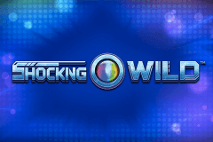 logo shocking wild stake logic slot game